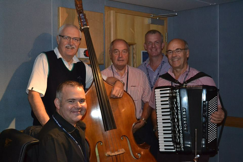 Robert Whitehead & The Danelaw Dance Band